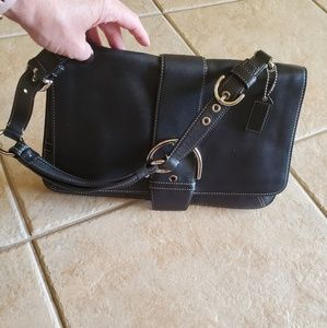 Coach Vintage Soho Bag - Black